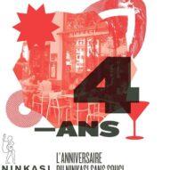 Monsieur Timide invité pour les 4 Ans du Ninkasi Sans Souci !
