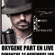 Monsieur Timide invité par Radio OXYGENE