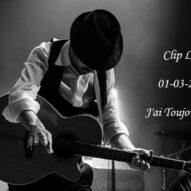 Monsieur Timide – Clip Live – J'ai Toujours Cru