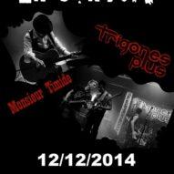 Monsieur Timide et Les Trigones finissent 2014 Chez Alice et Lucien !